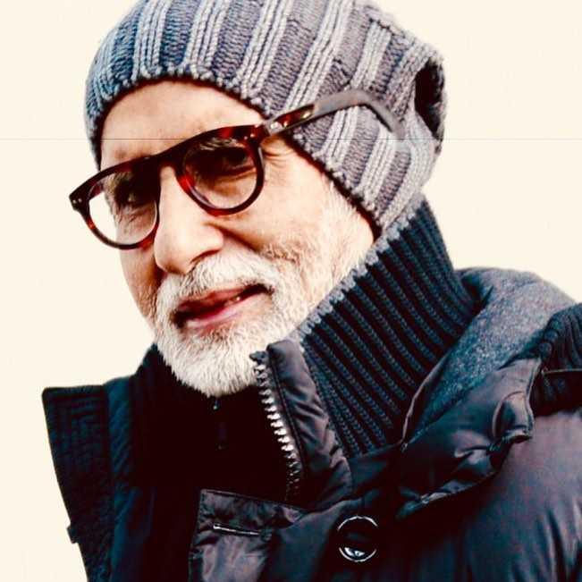 Amitabh Bachchan completes Thugs Of Hindostan shoot