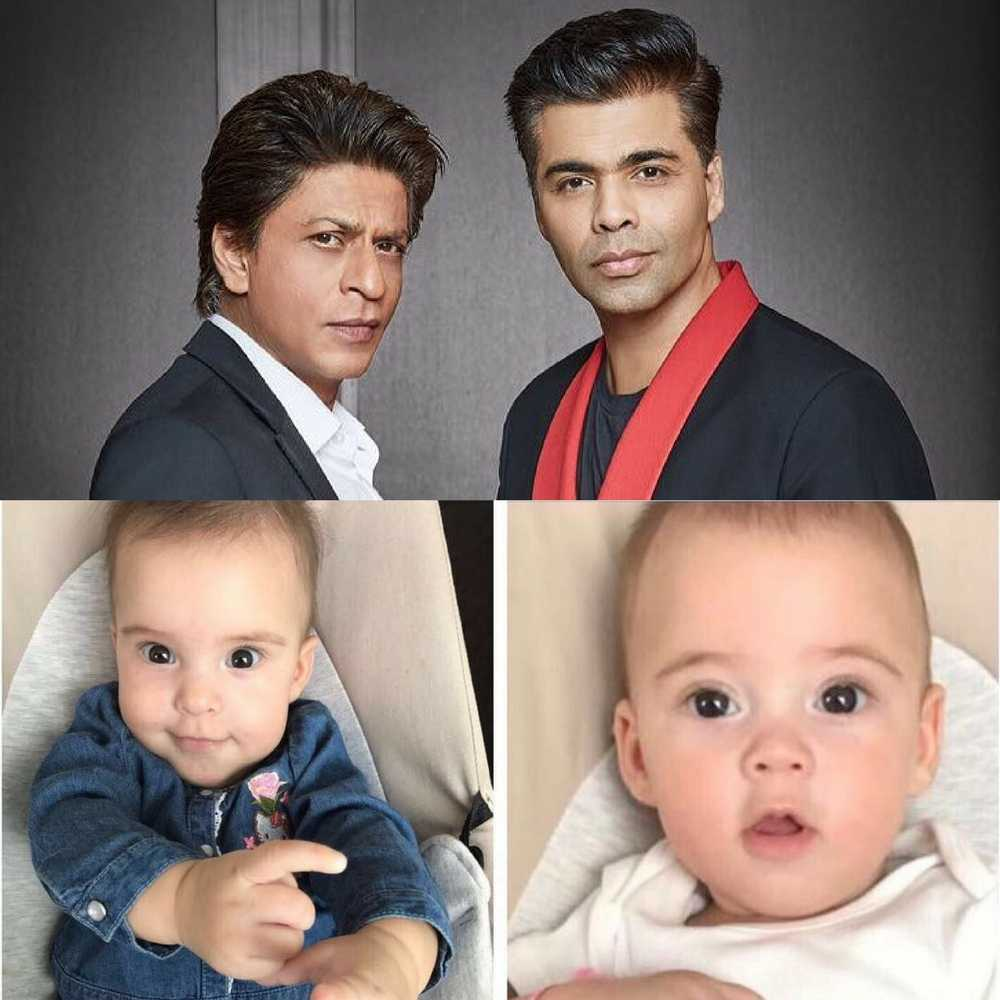 KJo has a Kuch Kuch Hota Hai moment, on reading an emotional letter for his twins on TV