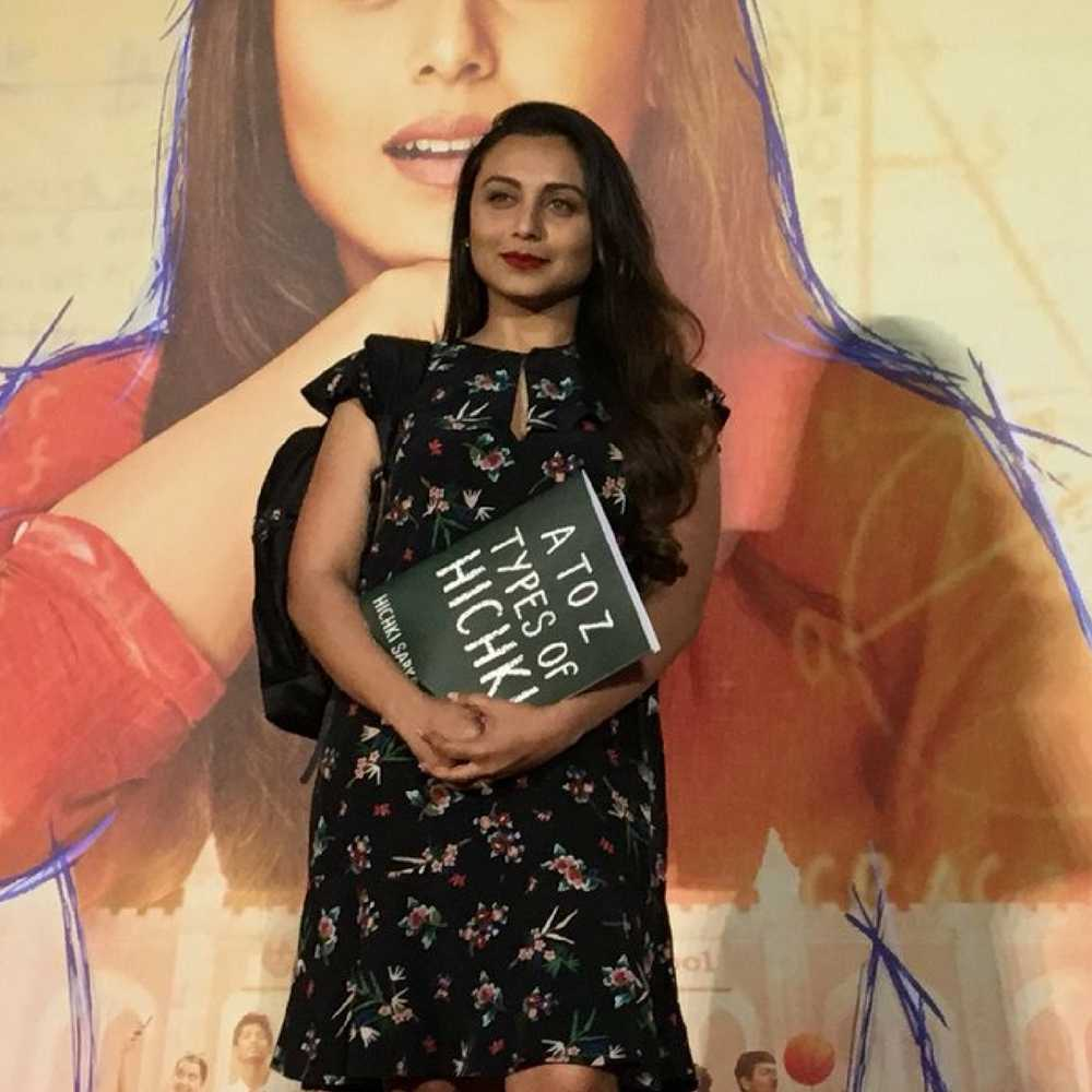 TRAILER OUT: Rani Mukerji's Hichki is all set to return with a bang in 2018