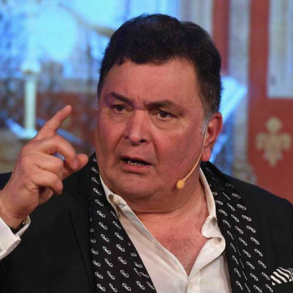 Rishi Kapoor throws tantrums yet again, and  the media is DONE with him. Read details...
