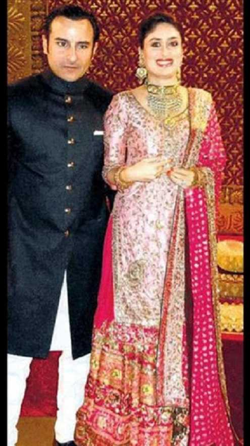 Royal Meets Regal Unseen Pictures From Saif