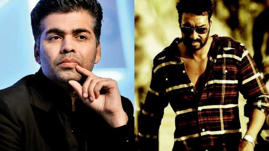WATCH: Isn't the feud between Karan Johar and Ajay Devgn over yet? Find out.