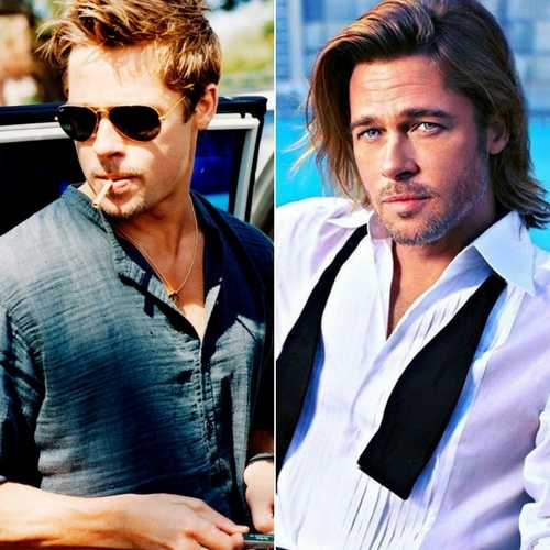 Happy Birthday Brad Pitt: 10 pics of him that will make you crush hard on the actor