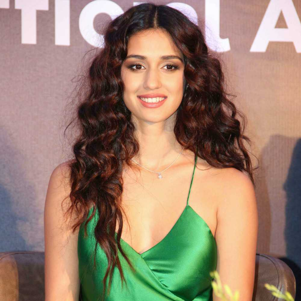 WATCH: Disha Patani Launches Her Own Mobile App