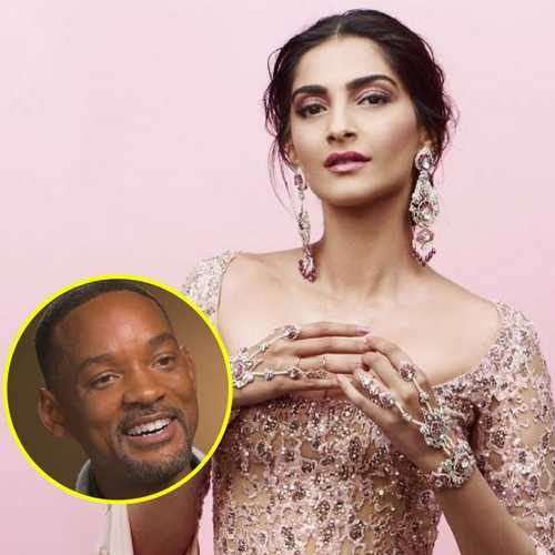Hey Sonam, Will Smith would like to be in your film based on Mahabharata