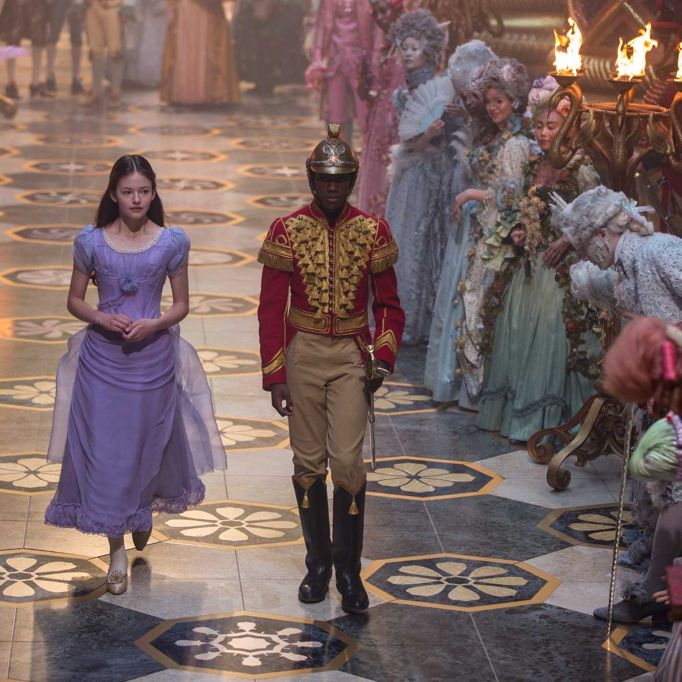 Teaser trailer of The Nutcracker and the Four Realms out: Get ready to be spellbound